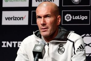HLV Zidane bảo vệ 'bom tấn' Hazard sau khi Real thua đậm Atletico