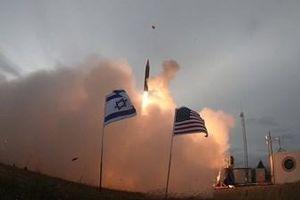 Israel phóng thử thành công lá chắn tên lửa Arrow-3 trên đất Mỹ