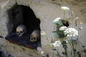 Lạnh người khám phá 'thành phố chết' ở Cộng hòa Bắc Ossetia