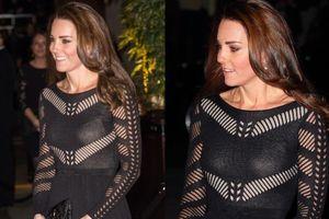 4 lỗi trang phục công nương Kate Middleton từng mắc, chị em nên tránh
