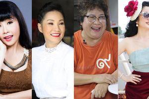 Tình duyên lận đận của các nữ nghệ sĩ làng hài Việt