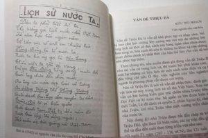 Bài cuối: Triệu Đà và nhà Triệu trong câu thơ của Chủ tịch Hồ Chí Minh