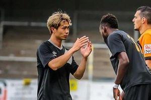 Nguyễn Công Phượng chưa thể ra mắt tại giải đấu cao nhất ở Bỉ