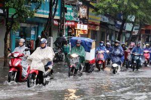 Khu vực Nam Trung Bộ có mưa dông mạnh, đề phòng nguy cơ lũ quét và sạt lở đất