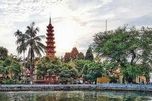 Chùa Trấn Quốc lọt Top 20 ngôi chùa có kiến trúc Phật giáo đẹp nhất thế giới