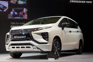 Sôi động cuộc chiến phân khúc xe đa dụng giá rẻ: Mitsubishi Xpander 'tạm thắng'