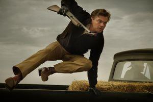 Phim mới của Leonardo DiCaprio, Brad Pitt tạo hiệu ứng phòng vé