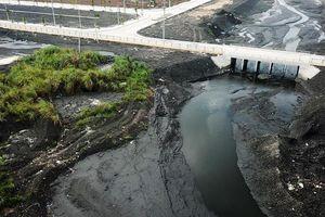 Cẩm Phả: Nan giải bài toán xử lý ô nhiễm môi trường từ nước thải sinh hoạt