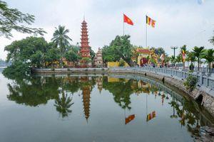 Chùa Trấn Quốc và chùa Bửu Long nằm trong top kiến trúc Phật giáo đẹp nhất thế giới