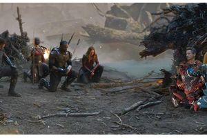 Marvel tung trích đoạn bị cắt trong Avengers: End Game, dân mạng 'dậy sóng'