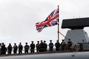 Iran tố hạm đội châu Âu ở Vịnh Ba Tư là 'thông điệp thù địch'