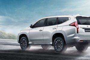 Cận cảnh Mitsubishi Pajero Sport 2020 sắp về Việt Nam