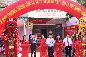 Vietlott triển khai kinh doanh tại thị trường thứ 50
