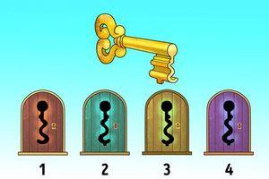 Khả năng tư duy hình của bạn có 'cực đỉnh' để giải được câu đố dưới đây?