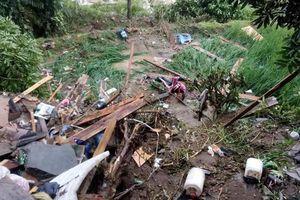 Hà Giang: Mưa lớn làm 4 người thương vong, 5 con trâu bị sét đánh chết
