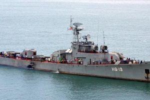Tàu săn ngầm Petya: Chiếm hạm mạnh nhất, hiện đại nhất của Việt Nam