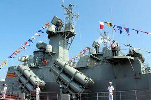 Tàu tên lửa Molniya: Có sức chiến đấu cao, được trang bị vũ khí hiện đại