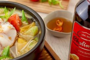 Bếp Việt và hương vị quê hương