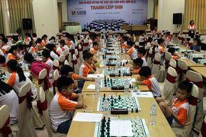 Giải Vô địch cờ vua trẻ xuất sắc toàn quốc 2019