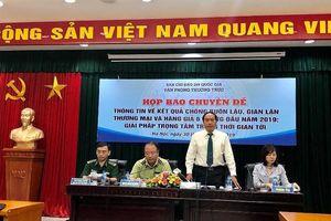 Chặn giả mạo nhãn mác, xuất xứ hàng Việt