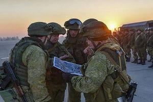 Giao tranh ác liệt, 3 lính Nga tử nạn trên chiến trường Syria