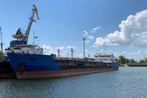 Tòa án Ukraine phê chuẩn quyết định bắt giữ tàu chở dầu Nga