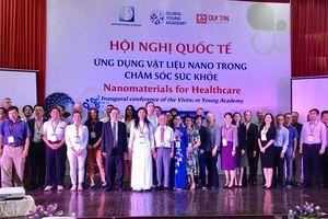 Hơn 120 đại biểu thảo luận về ứng dụng vật liệu nano trong chăm sóc sức khỏe tại Việt Nam