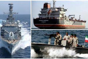 Lộ bằng chứng Iran yêu cầu tàu chiến Anh không can thiệp vụ bắt tàu dầu