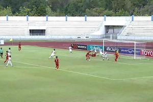 VCK U15 Đông Nam Á 2019: Xem lại trận thắng đầu tiên của Việt Nam trước Philippines