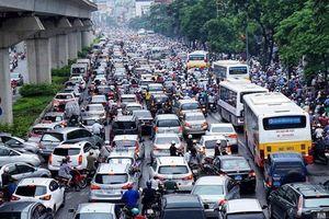 Thu phí ô tô vào nội đô: Doanh nghiệp lo tăng chi phí, hoài nghi hiệu quả