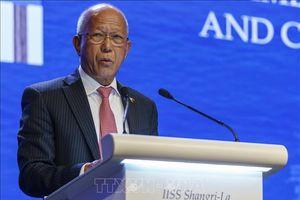 Bộ trưởng Quốc phòng Philippines chỉ trích các hành động của Trung Quốc tại Biển Đông