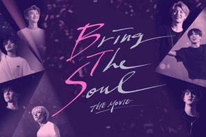 Phim tư liệu Bring The Soul: The Movie: BTS cùng những câu chuyện trong chuyến lưu diễn tại châu Âu