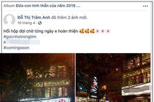 Sau khi đăng ảnh ẩn ý lên Instagram, hotgirl Trâm Anh tiếp tục có động thái này