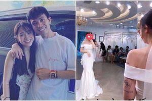 Con gái Minh Nhựa đăng ảnh diện váy cưới, dân tình chắc nịch: Vậy là Rich Kid sắp lấy chồng rồi!