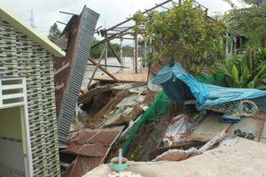 Thiên tai gây nhiều thiệt hại tại một số địa phương