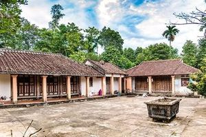 Ngao du làng cổ Lộc Yên đẹp như tranh vẽ của xứ Quảng