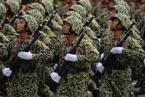 Việt Nam lọt Top 25 quân đội hùng mạnh nhất thế giới