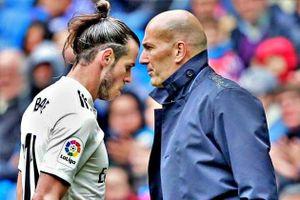 Bale có thể phải ngồi dự bị ở Real đến hết hợp đồng