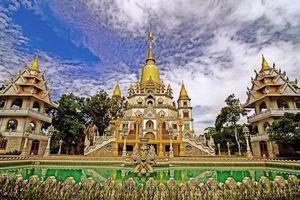2 ngôi chùa Phật giáo Việt Nam vào top đẹp nhất thế giới