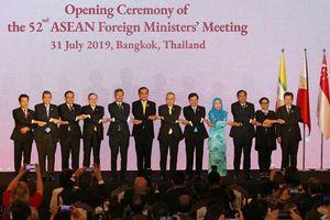 Biển Đông 'làm nóng' Hội nghị Ngoại trưởng ASEAN