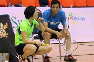 Tiến Minh – Vũ Thị Trang dự Giải vô địch Cầu lông cá nhân toàn quốc năm 2019