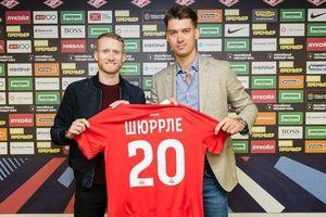 Cựu cầu thủ Chelsea gia nhập Spartak Moscow