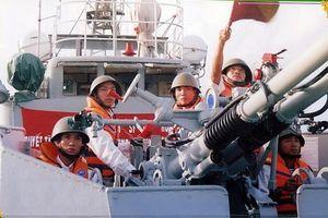 Hình ảnh lực lượng Hải quân cách mạng: Chính quy, tinh nhuệ, hiện đại