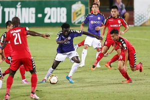 Lịch thi đấu, lịch trực tiếp trận chung kết lượt đi AFC Cup khu vực Đông Nam Á hôm nay 31.7
