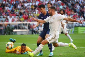 Real Madrid tiếp tục gây thất vọng ở Audi Cup