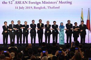 ASEAN ra tuyên bố chung, bày tỏ quan ngại về tình hình Biển Đông
