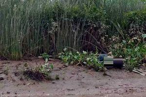 Hà Tĩnh: Phát hiện thi thể bé trai 8 tuổi bên dòng sông Ngàn Mọ