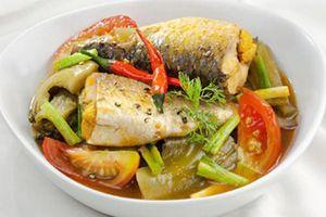 Các món ăn từ cá gọi sữa về ướt áo, chữa bệnh thận, liệt dương