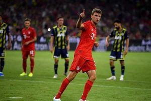 Cận cảnh Bayern thắng 'hủy diệt' Fenerbahce 6-1 tại Audi Cup