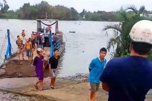 Diễn biến vụ tên cướp giật nhảy xuống sông mất tích sau khi bị truy đuổi